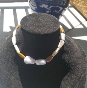 Rhetaugh Choker Necklace